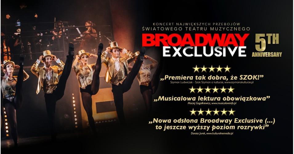 Broadway Exclusive