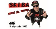 Skiba - literacki Stand-up Comedy