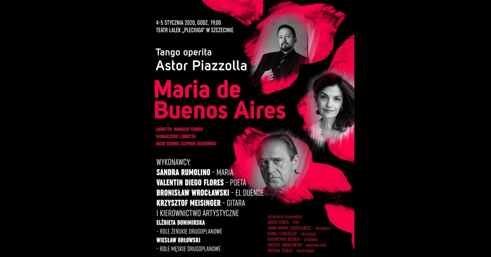 Maria de Buenos Aires - premiera