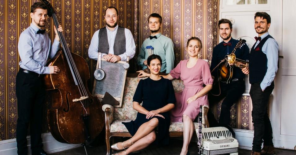 Warszawska Orkiestra Sentymentalna - Akustyczeń 2020