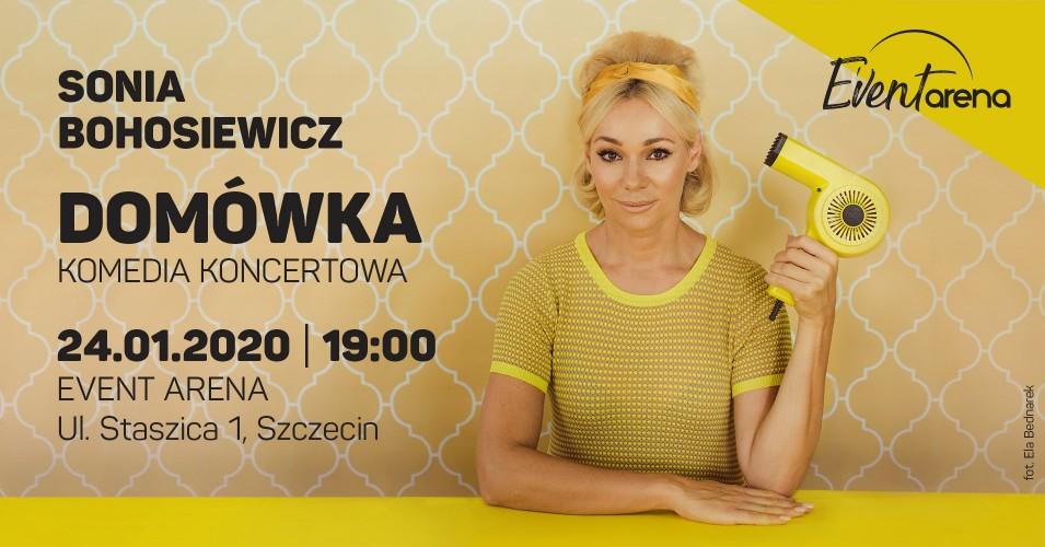Sonia Bohosiewicz - Domówka