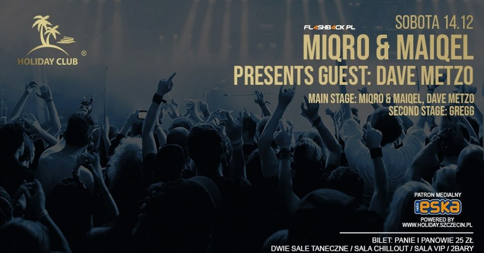 Miqro & Maiqel Presents Guest: Dave Metzo