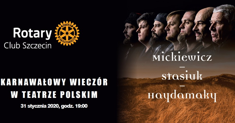 Stasiuk / Haydamaky