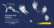 "Szczecin Jazz 2020 ""Brubecks play Brubeck"""