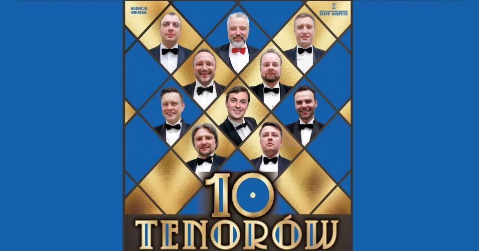 Koncert 10 Tenorów