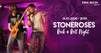 Stoneroses - Rock & Roll Night
