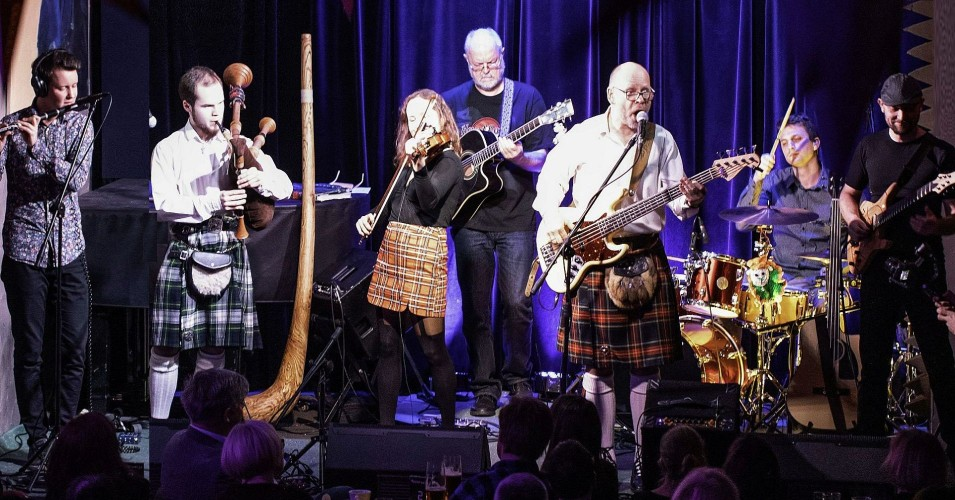 Jig Reel Maniacs - koncert Celtic Fusion and Literature