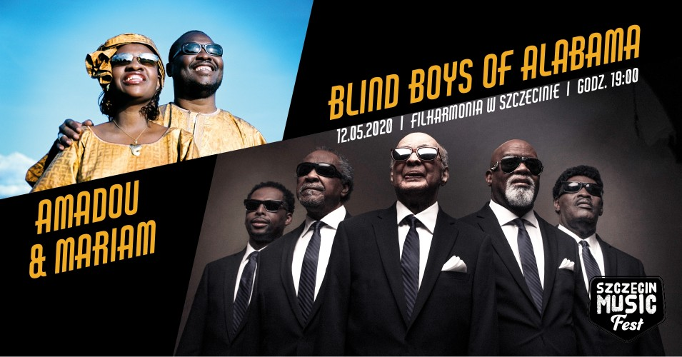 Amadou & Mariam and Blind Boys Of Alabama