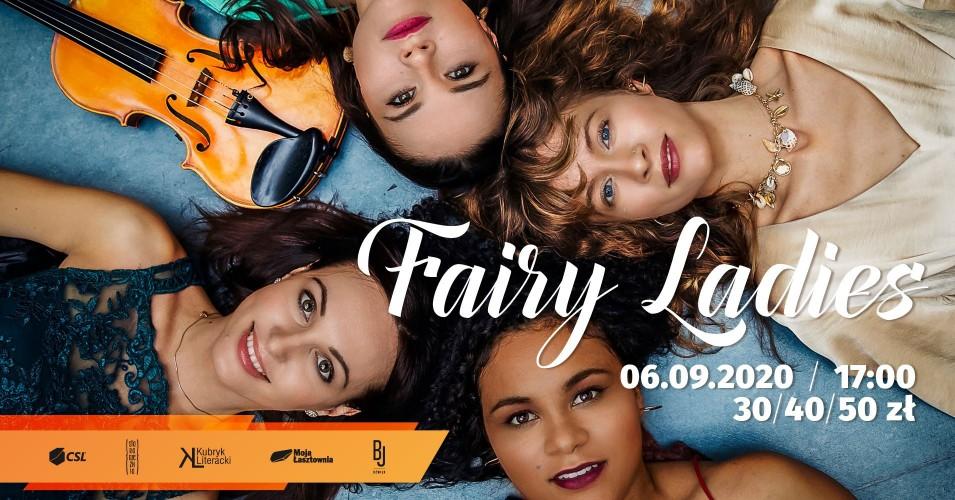 Fairy Ladies - Wieczór muzyki operetkowej i musicalowej
