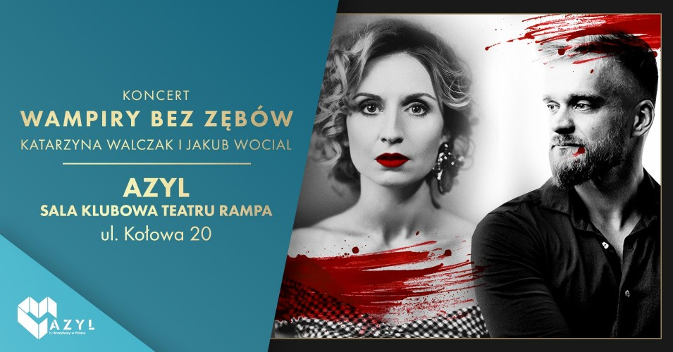 Wampiry bez zębów - koncert w AZYLu