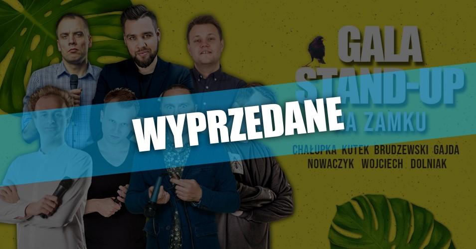 SZPAK 14 - Gala stand-up na Zamku