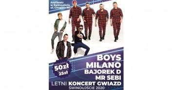 Letni koncert Gwiazd - Świnoujście 2020