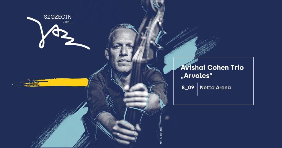 """Szczecin Jazz 2020 Avishai Cohen Trio """"Arvoles"""""""