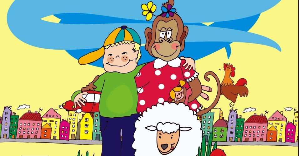 Małpka Koko i inne wierszyki dla (nie)grzecznych dzieci