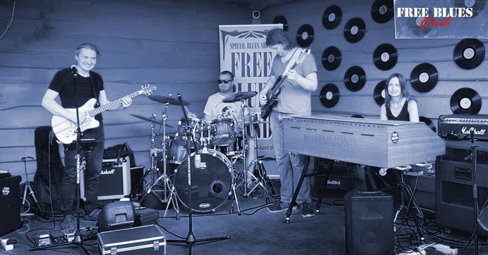 Free Blues Band