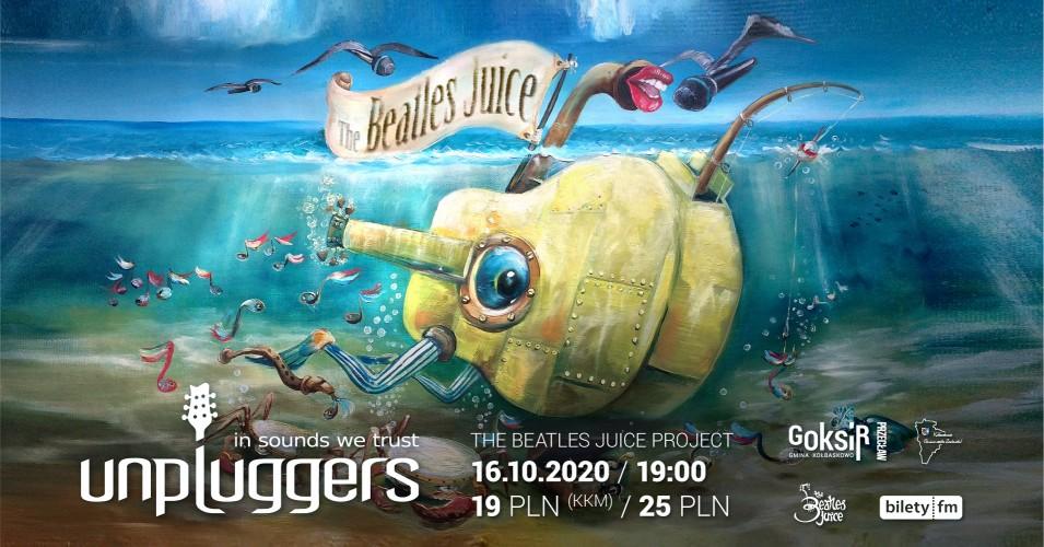 Unpluggers Quartet - The Beatles Juice Project