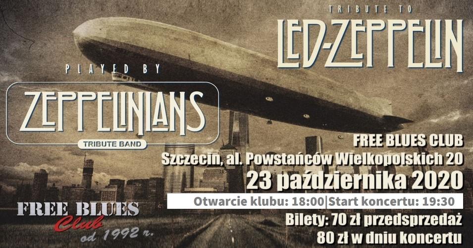 Koncert – Zeppelinians – 1-szy koncert