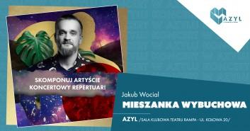 Mieszanka wybuchowa - koncert w AZYLu