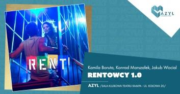 Rentowcy 1.0 - koncert w AZYLu