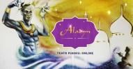Teatr Piasku Online: Aladyn