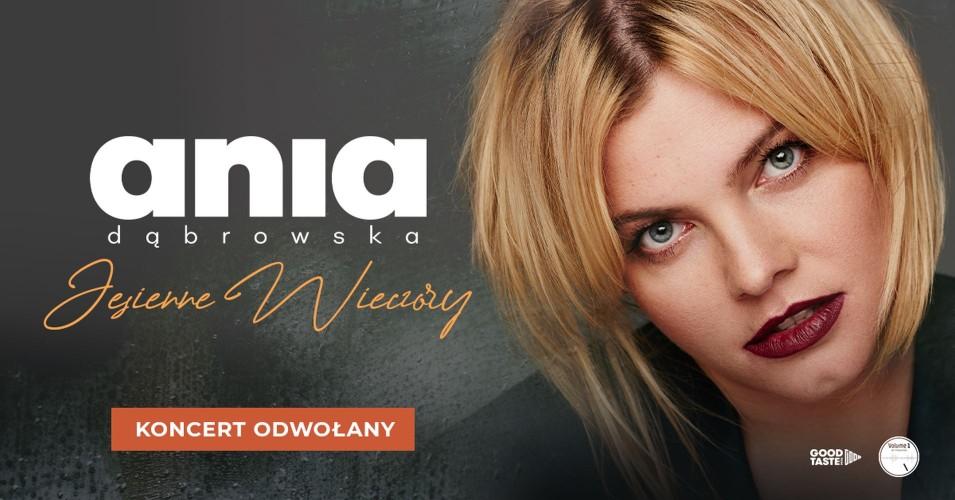 Ania Dąbrowska - Jesienne wieczory