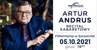Artur Andrus - recital kabaretowy
