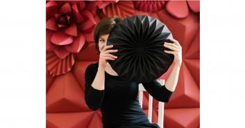 Pokaz sztuki dekoracyjnego składania papieru