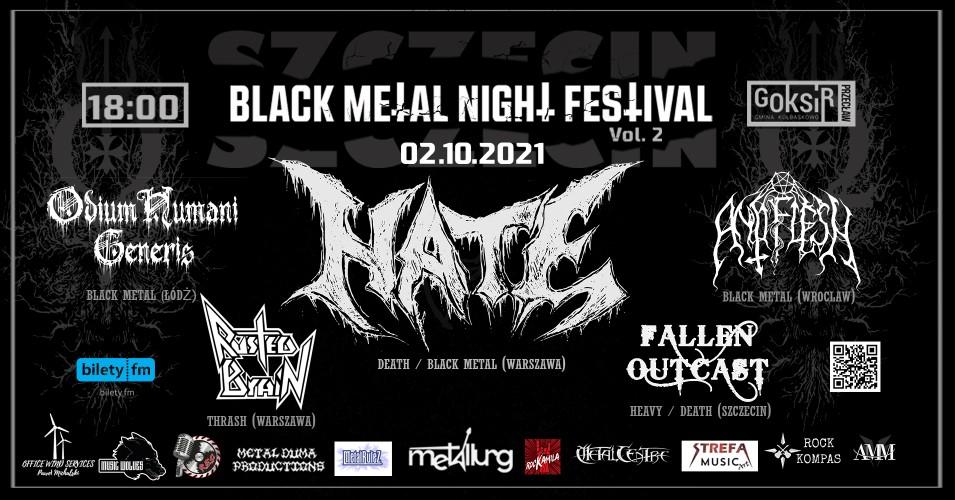 Black Metal Night Festival vol. 2