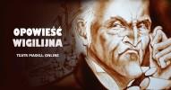 Teatr Piasku Online: Opowieść Wigilijna