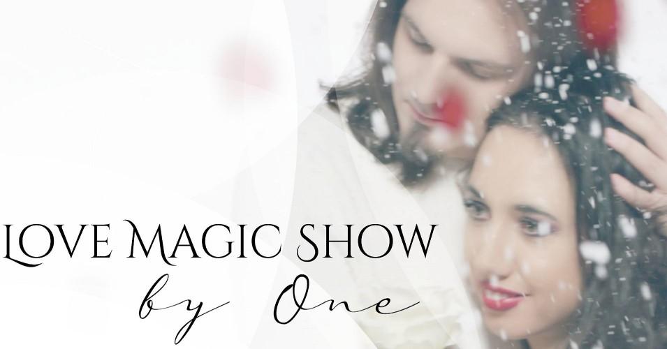 Love Magic Show - spektakl iluzji