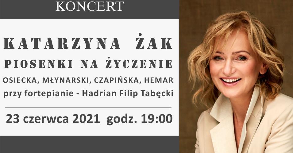 Katarzyna Żak - Piosenki na życzenie