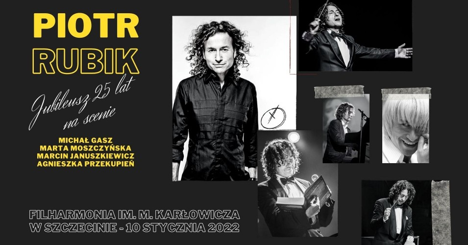 Piotr Rubik - Jubileusz 25 lat na scenie