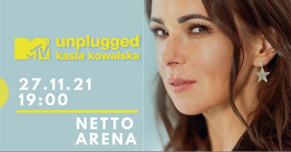 Kasia Kowalska MTV UNPLUGGED