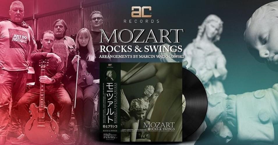 Poniedziałek Jazz Fana: Alicja Śmietana Mozart Rocks&Swing