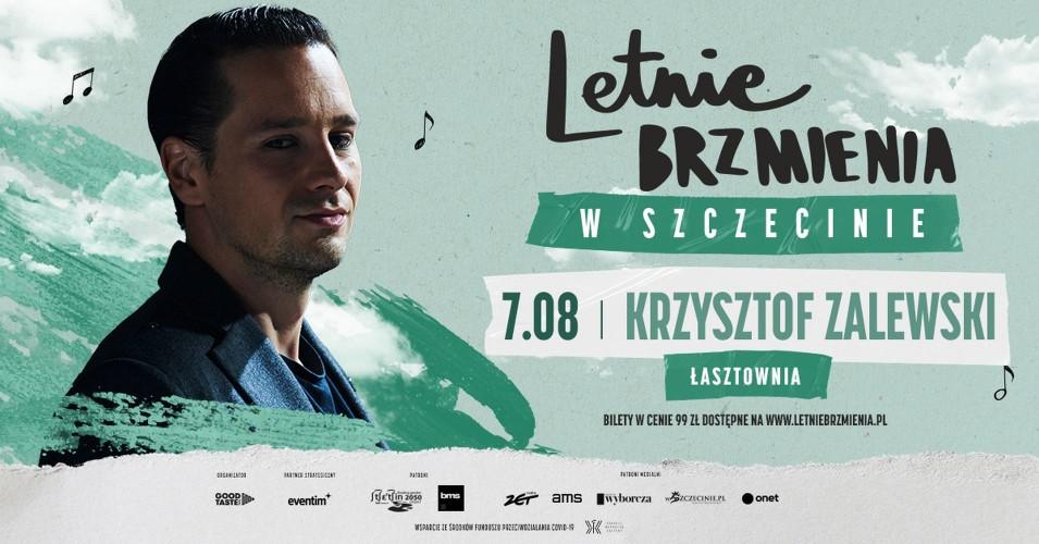 Letnie Brzmienia na Łasztowni: Krzysztof Zalewski