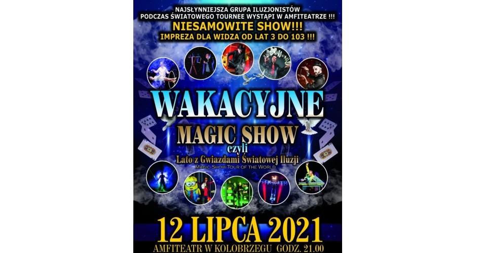 Wakacyjne Magic Show