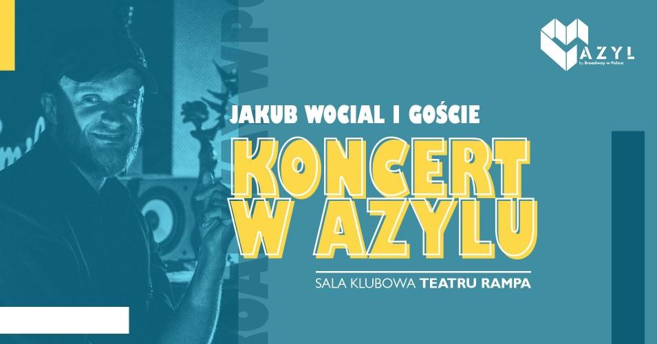 Azyl: Dorota Osińska & Jakub Wocial