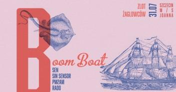 Boom Boat - Zlot Żaglowców