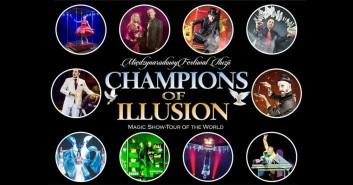 Wakacyjne Magic Show czyli Lato z Gwiazdami Światowej Iluzji