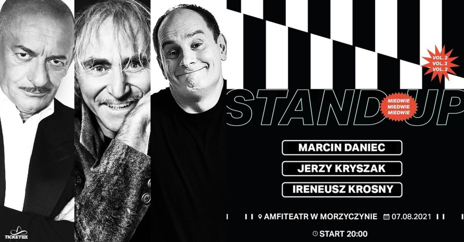 Miedwie Stand-up! Vol.2