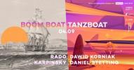 BoomBoat vs TANZBOAT - wspólne zakończenie sezonu! 04/09