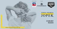 Szczecin Music Fest 2021: Anna Maria Jopek