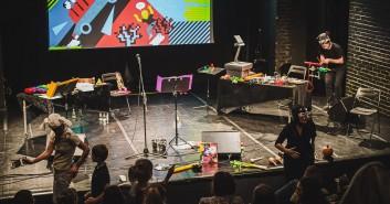 Zostań VJem - warsztaty tworzenia wizualizacji do muzyki