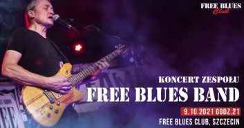 Koncert zespołu Free Blues Band