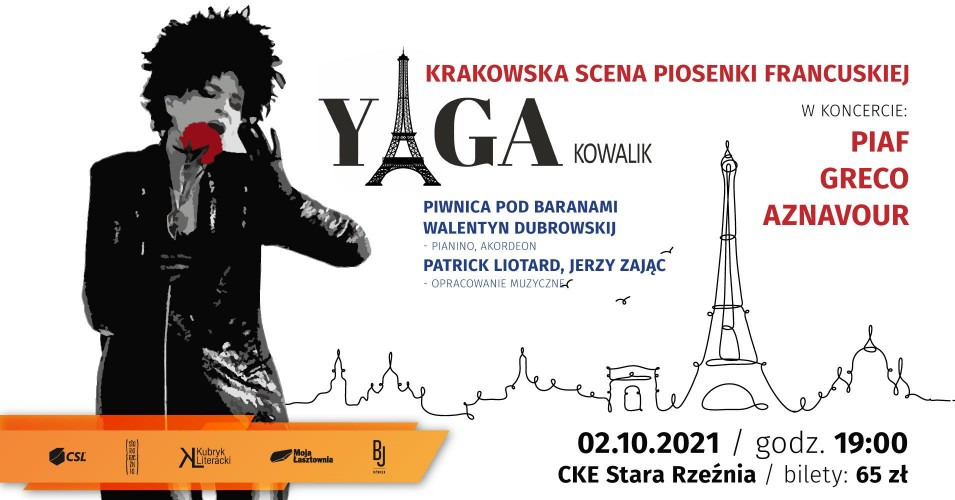 Yaga Kowalik - Muzyka Francuska