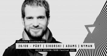 MDF Festival - PART - SIKORSKI - ADAMS - NYMAN