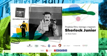 Projekcja filmu niemego z taperem – Sherlock Jr.