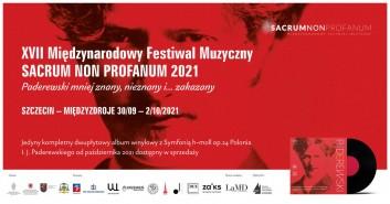 Sacrum Non Profanum 2021 - prezentacja filmów