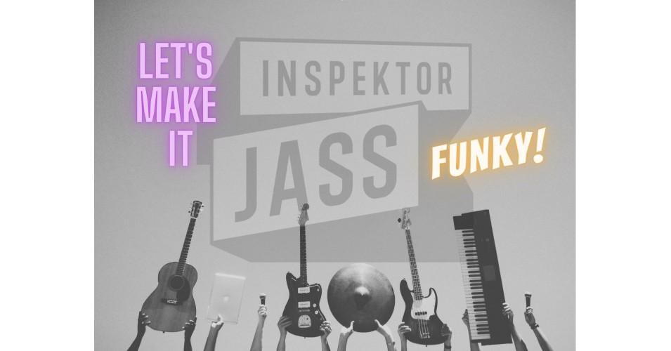 Inspektor Jass na tropie, czyli jazz z historiąw tle: Let's Make It Funky!