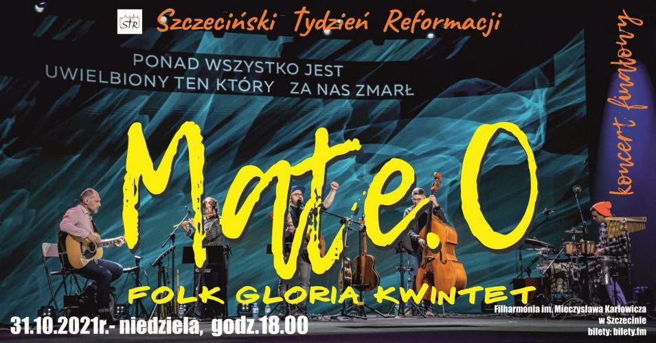 Koncert finałowy Szczecińskiego Tygodnia Reformacji 2021